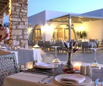 Saint Andrea Resort Restaurant