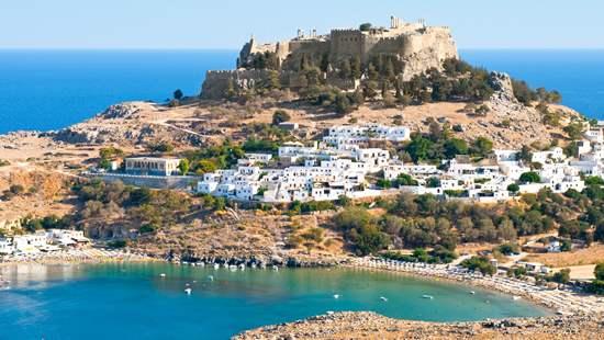 Dodekanesos in 8 dagen vanaf rhodos polyplan reizen - Tafelhuis van het wereld lange eiland ...