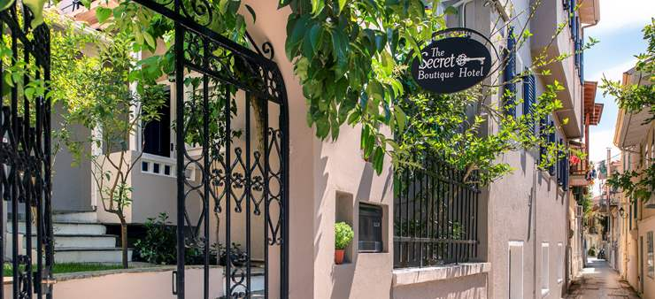 The Secret Boutique Hotel